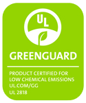 Green Guard Certified