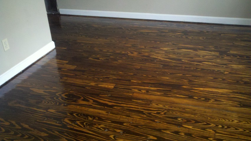 hardwood floor restoration in Atlanta, GA
