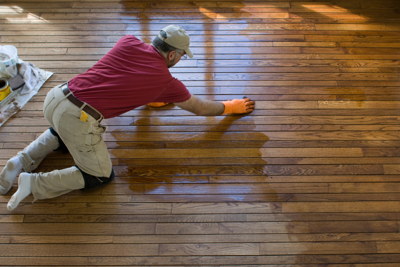 Hardwood Floor Refinishing in Atlanta