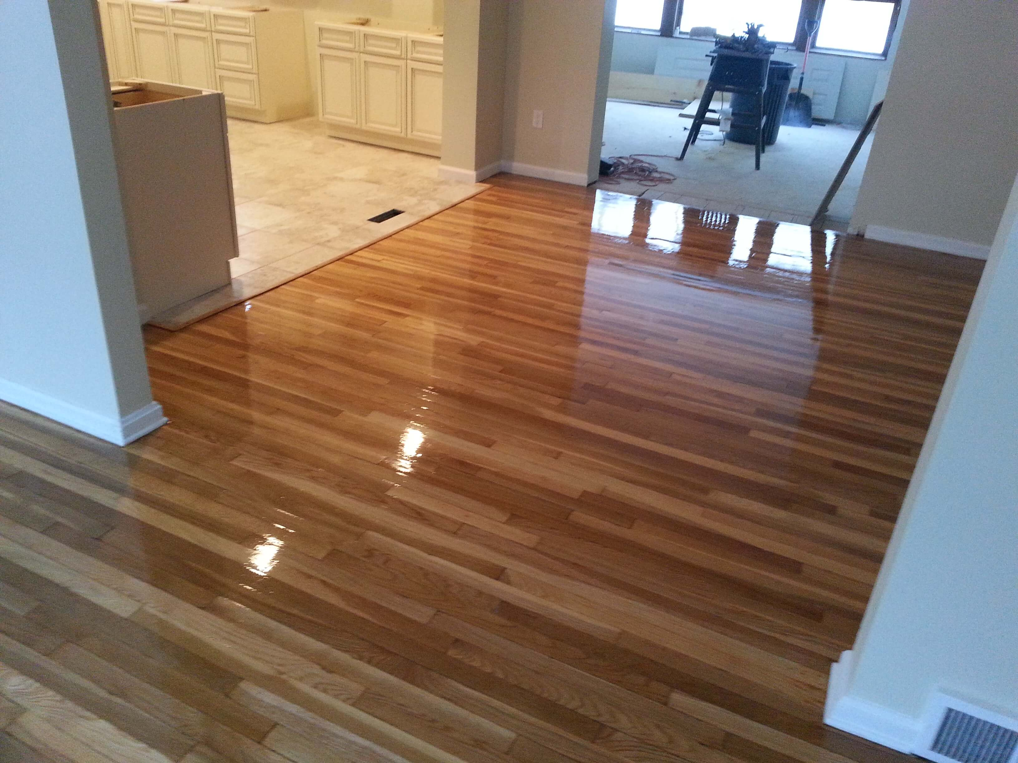 hardwood floor resurfacing in Atlanta