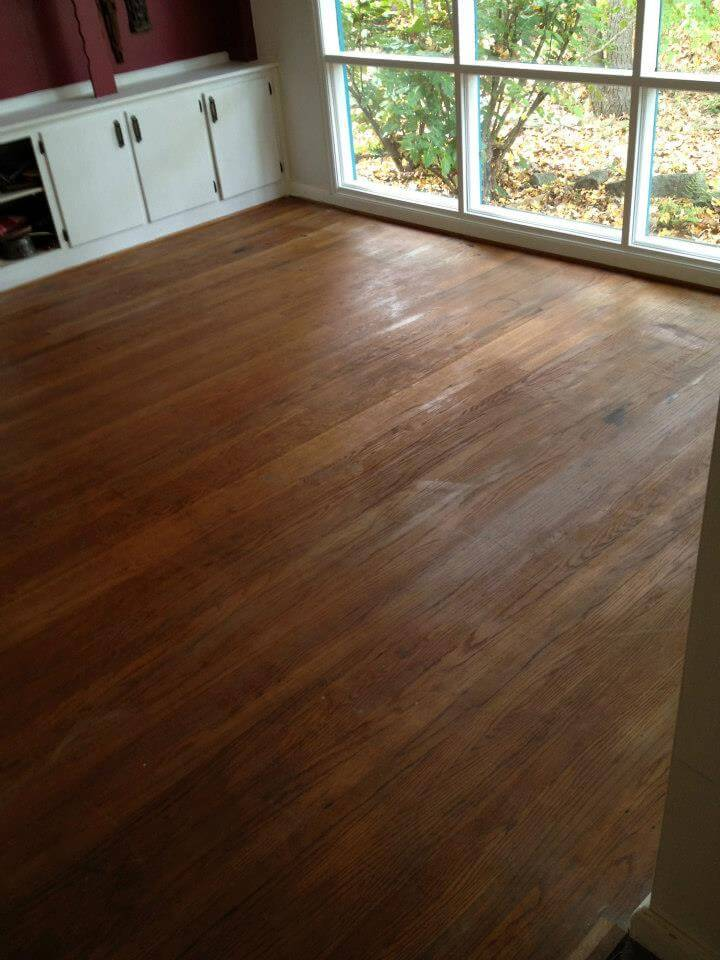 Atlanta, GA wood floor refinishing
