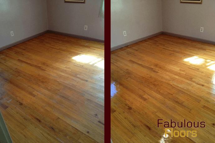 Hardwood floor refinishing in Lilburn, GA